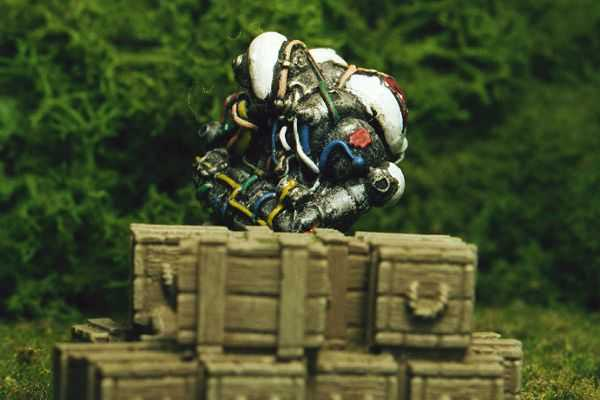 "The ""original"" Space Marine"