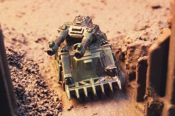 Imperial Flak Rhino