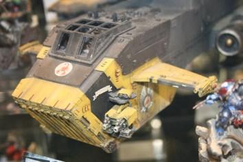 Space Marine Thunderhawk