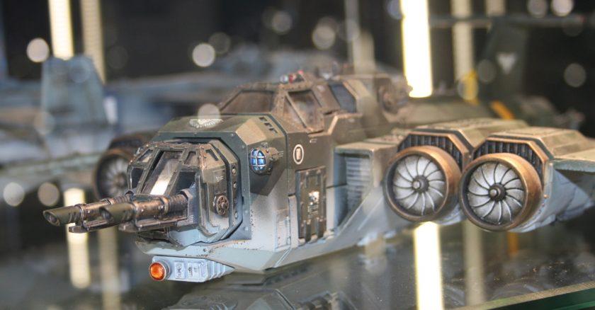 Imperial Navy Marauder Bomber