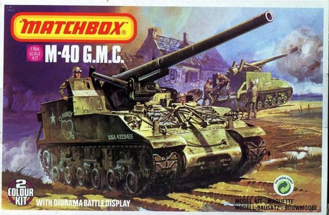 Matchbox M40