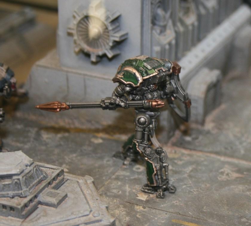 Adeptus Titanicus Imperial Cerastus Knight