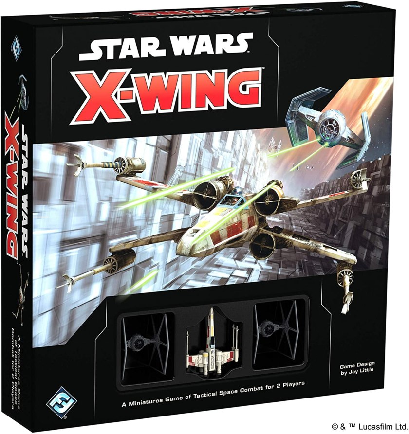 Fantasy Flight Games X-Wing Second Edition