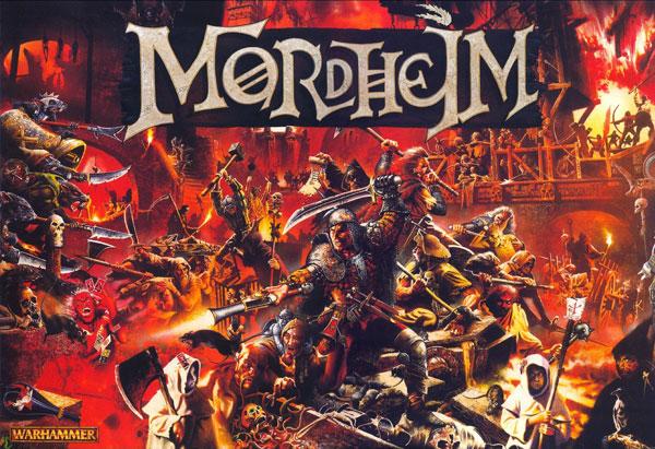 Mordheim Box Cover