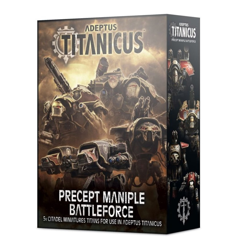 Precept Maniple Battleforce Box