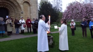 Easter Morning Dawn Service