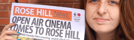 "NEWS: ""Rose Hill News"" now online"