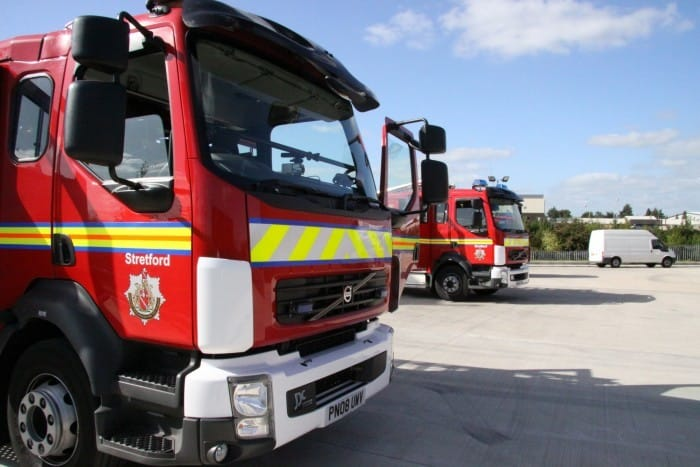 Greater Manchester Fire and Rescue Service to use GIS-based workload modelling application from Cadcorp