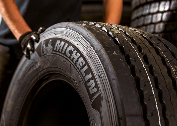 Michelin is leading the way in recommending a switch to the larger 315/70 tyre size.