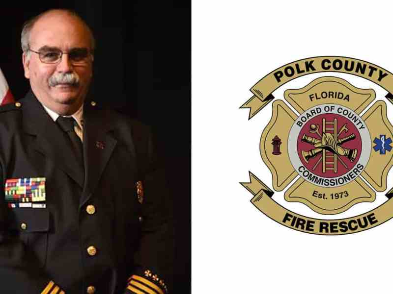 Polk County Deputy Chief Completes International Professional Designation Process