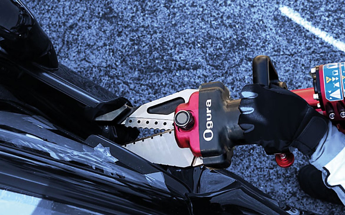 Field-proven throughout Europe, Ogura's truly portable rescue tools are trusted by fire and rescue services, police and military for applications where robustness, access and speed of deployment are vital.