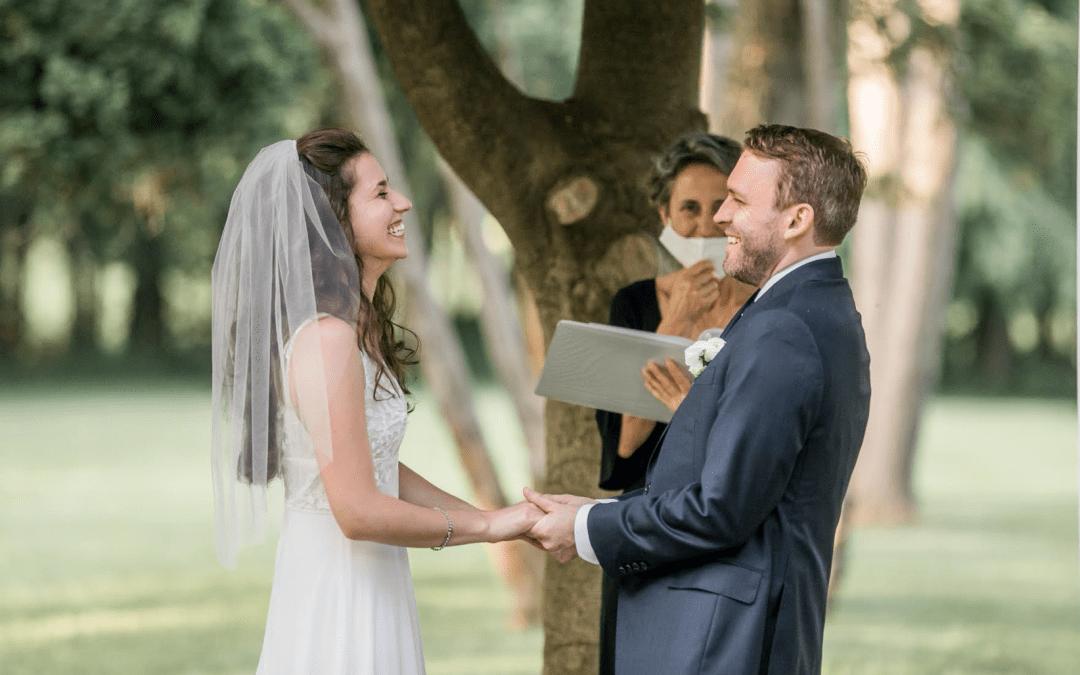 Interfaith Weddings: Shir and Trevor Smith