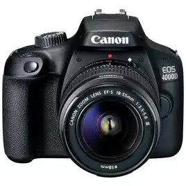 DSLR Camera for beginners - Canon EOS 4000D