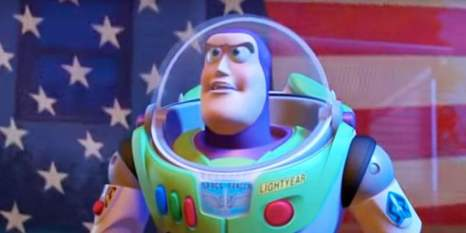 Conflict in Film: Buzz Lightyear