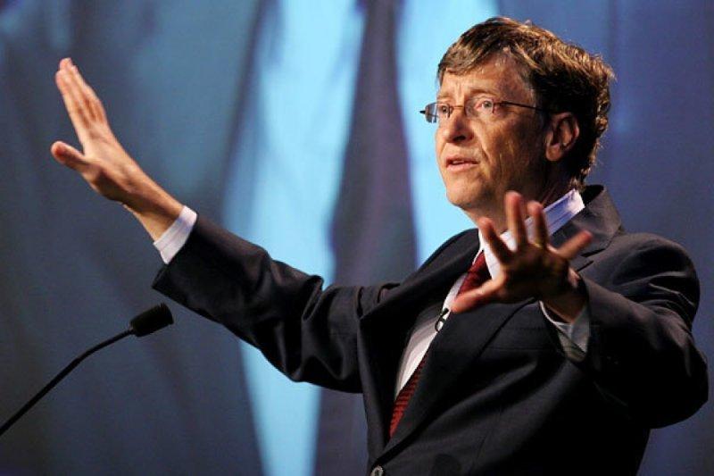 Билл Гейтс, уборщица в офисе и богатство