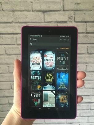 Kindle titles