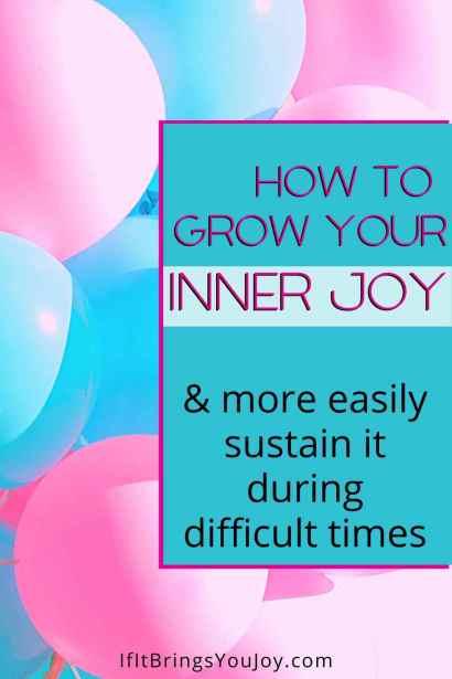 Balloons - inner joy