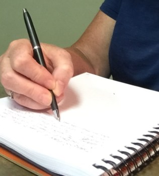Journaling can help you heal from a tough life circumstance.