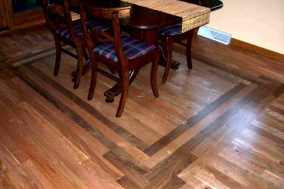Beautiful, durable hardwood flooring