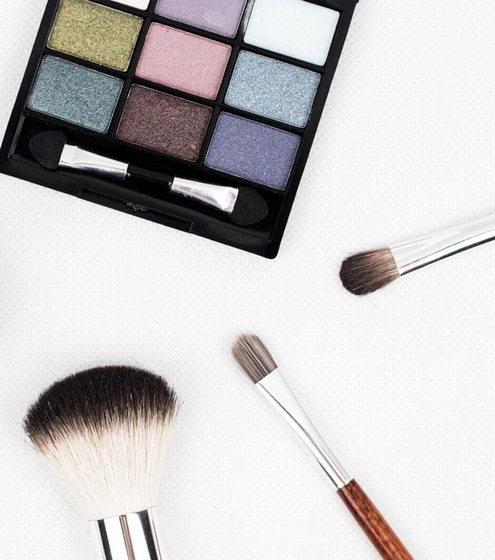 Avoid harmful ingredients in makeup