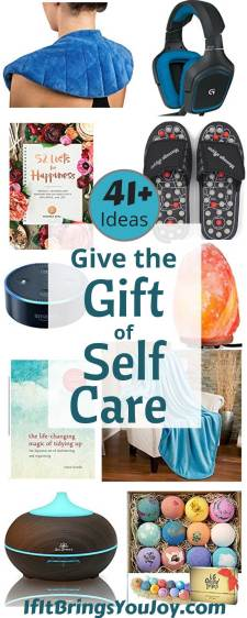 Give the gift of self-care, or treat yourself! The best budget-friendly gift ideas to help make self-care a priority. All of these gift ideas are among Amazon's most popular products ordered as gifts. Perfect for #MothersDay or any gift-giving occasion.