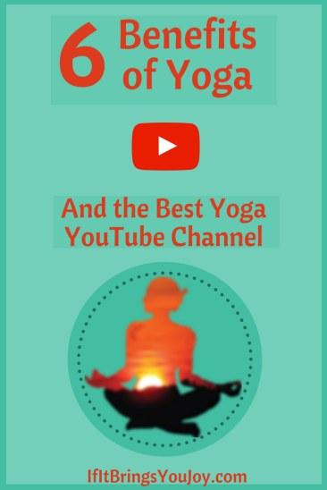 Sitting yoga poae