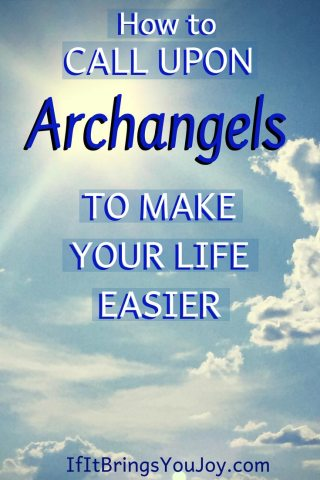 Archangels can help you in so many ways: from protection to help with daily tasks. Learn some archangel names and their specialties. #angels #archangels