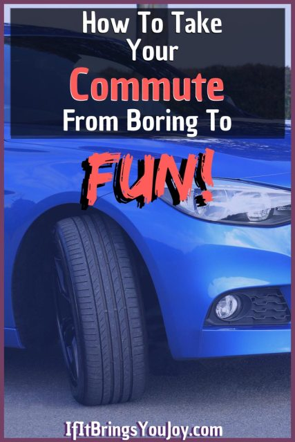 Podcasts will take your commute from boring to fun. Learn or be entertained with the endless podcast topics. You won't want your commute to end! #Commute #Podcasts