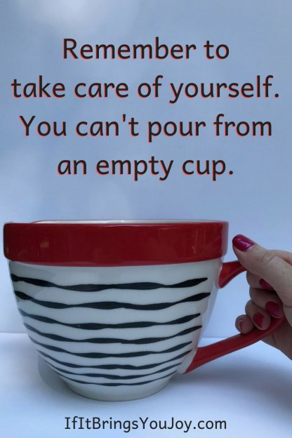 Self-care is so important. Be your personal best so you can then help others in your life. Remember to take care of yourself. You can't pour from an empty cup. #selfcare