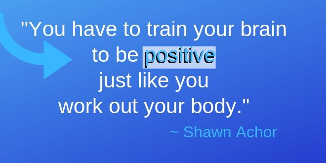 Shawn Achor TED Talk Inspiring Optimism & Success