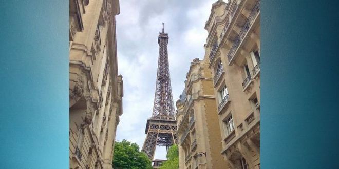 Vacation in France: Paris, Normandy, and Bordeaux Region