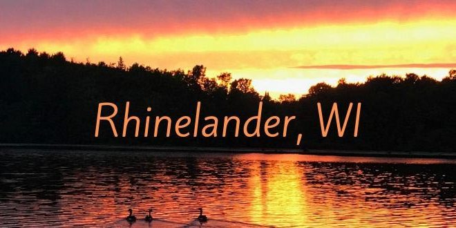 Rhinelander: a Secret Gem in Wisconsin's Northwoods
