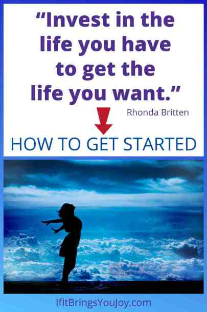 Quote by Rhonda Britten