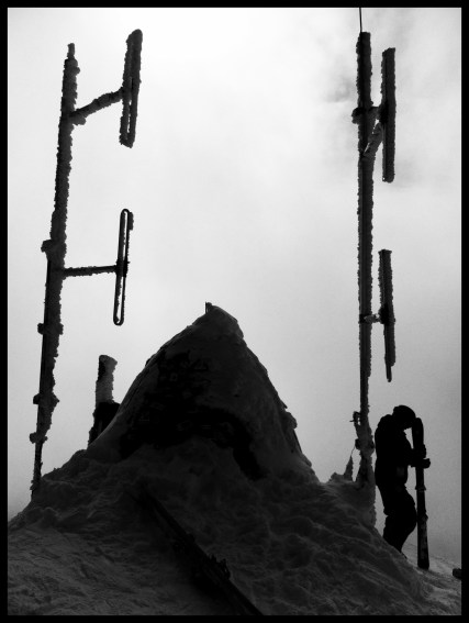 Sub Peak, Revelstoke Mountain Resort