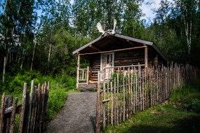 Robert Service's Cabin