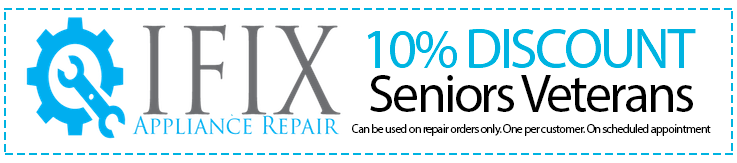Discount Coupons Ifix Appliance Repair