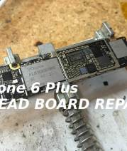 iPhone 6 Plus dead board repair