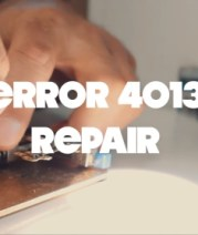 iPhone 6 error 4013 repair
