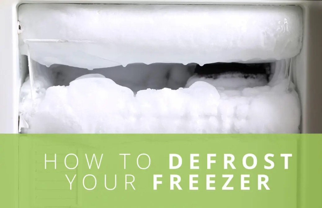 How To Defrost Your Freezer