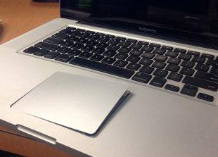thay chuột touchpad macbook tại nghệ an