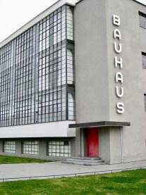 Walter Gropius Bauhaus School, Dessau