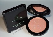Vincent Longo Sandalwood Dew Drop Radiant Blush.