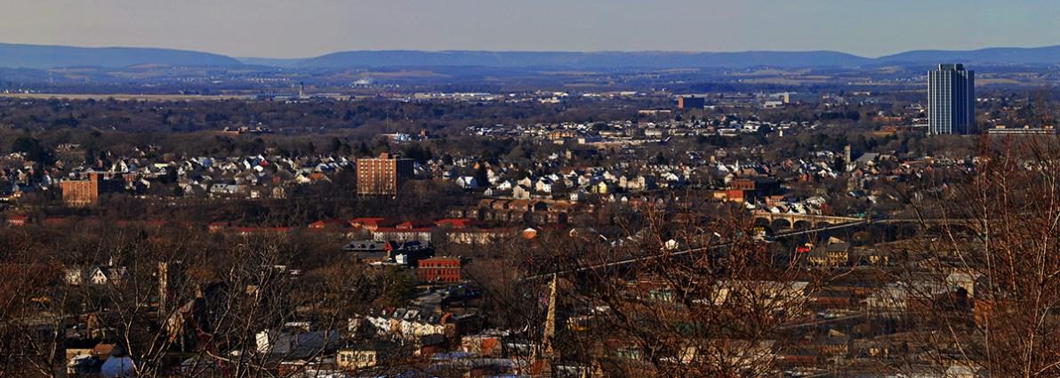 Bethlehem Panorama