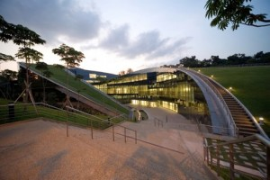 The Nanyang Technological School of Art, Design, and Media
