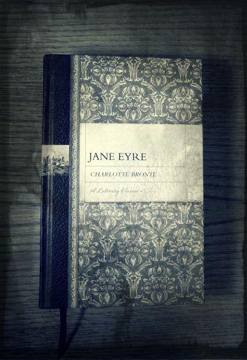 Jane Eyre bw vintage