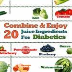 juicing ingredients for diabetics