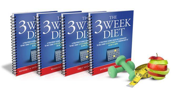 3 week diet Brian Flatt