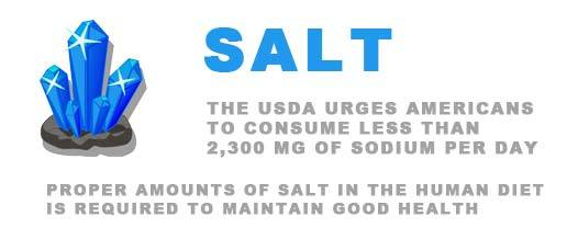 salt in paleo diet