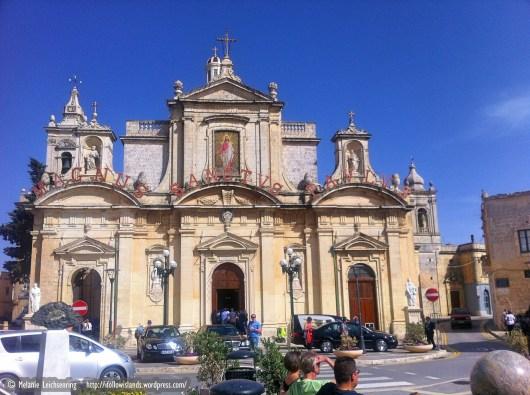 St. Paul's Church in Rabat