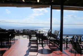 Terrace at Cafe Koukouvaya